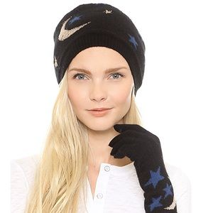 DVF Moon and Stars Hat and Glove Set